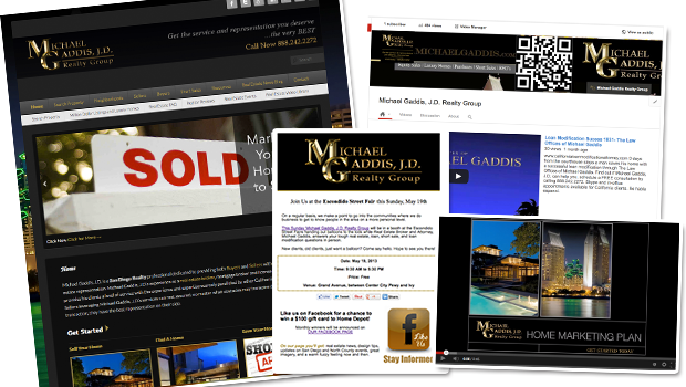 online branding digital branding package