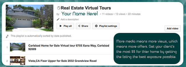 Real Estate Virtual Tour for Real Estate Marketing